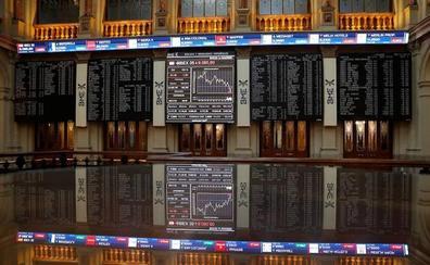 El Ibex-35 rebasa lo 9.300 puntos con el impulso de China y Wall Street