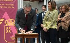 Víctor Martínez (PP): «Es un texto que integra, cohesiona y fortalece la identidad regional»