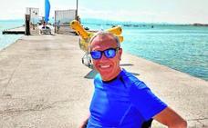 José Luis Montoya: «Si me quitan el mar, me matan»