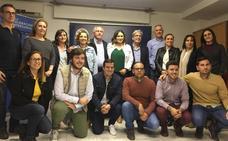 Eva Reverte, candidata del PP a la alcaldía de Águilas