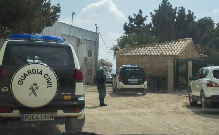 La Guardia Civil constata que los vertidos agrícolas al Mar Menor no se han erradicado