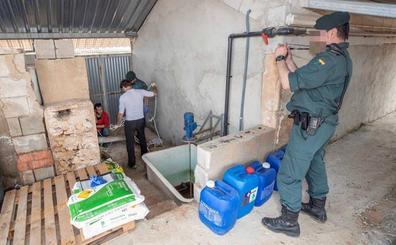 45 imputados por las desaladoras ilegales en el Campo de Cartagena