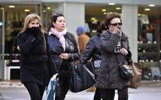 El frío de Groenlandia llega hoy a la Región y dejará temperaturas hasta 10ºC más bajas de lo normal