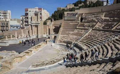 El Teatro Romano amplía su horario de visita en Semana Santa