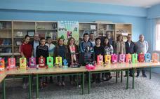 El IES Manuel Tárraga Escribano desarrolla un programa solidario para niños con cáncer