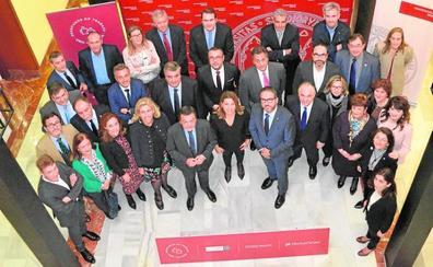 La Universidad de Murcia se reúne con empresas líderes para conocer sus necesidades