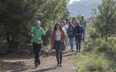 Podemos promete un plan para descontaminar la Sierra Minera cifrado en 30 millones de euros