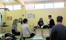 Estudiantes del Sanje recuerdan a Da Vinci
