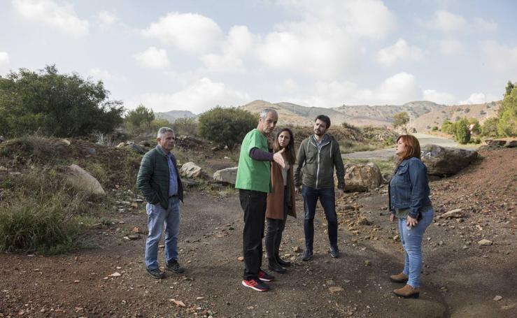 Podemos exige urgencia en Peñarroya y la Sierra Minera