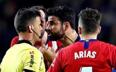 Según el acta, Costa dijo a Gil Manzano: «Me cago en tu puta madre»