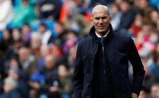 Zidane deja en el aire el futuro de Bale: «Ya veremos»