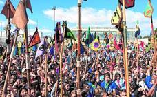 Los scouts conquistan Las Torres