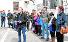 Podemos e IU presentan su candidatura conjunta en Cehegín