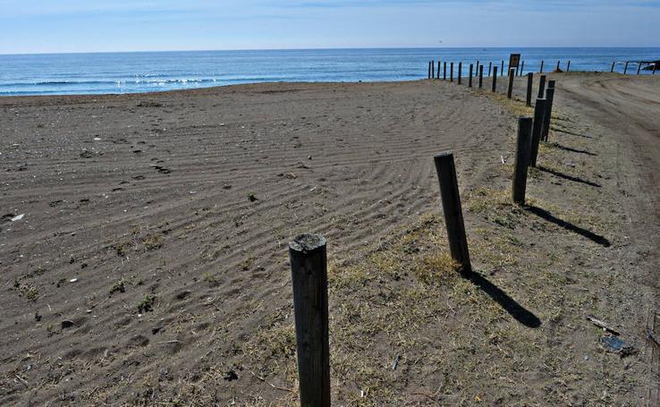 Atentado ambiental en las playas de Calnegre