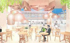 El gastromercado de Cartagena abrirá en un año con 14 puestos y creará 70 empleos