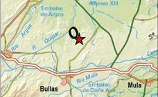 Bullas se despierta con un terremoto de 3,6 grados