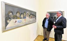 El Mubam reúne 85 piezas de Sofía Morales que afirman su amor inmortal por la pintura