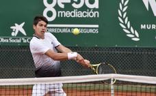 Carlos Alcaraz pasa de ronda
