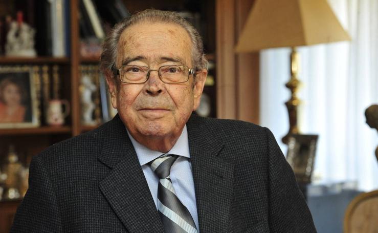 Clemente García, una vida al servicio de la Región