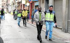 Macrorredada en El Carmen de Murcia contra la explotación de inmigrantes