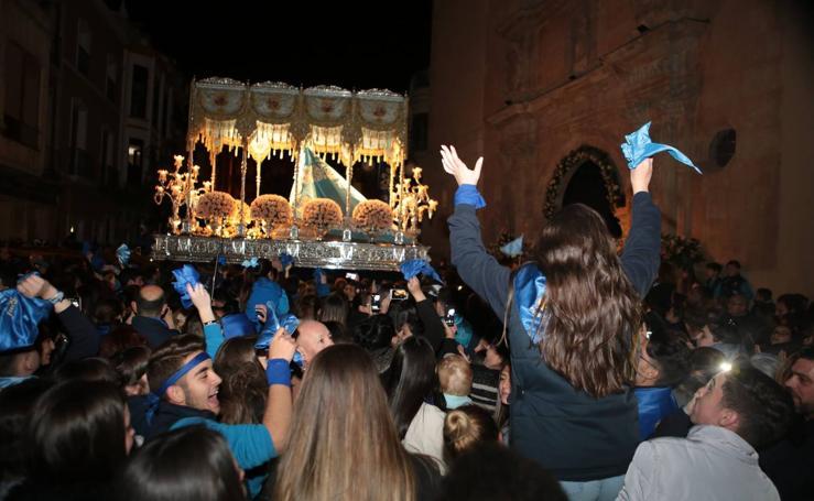 La Serenata a la Dolorosa prende la Semana Santa de Lorca