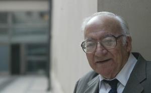 Gonzalo Sobejano fallece en Nueva York a los 91 años