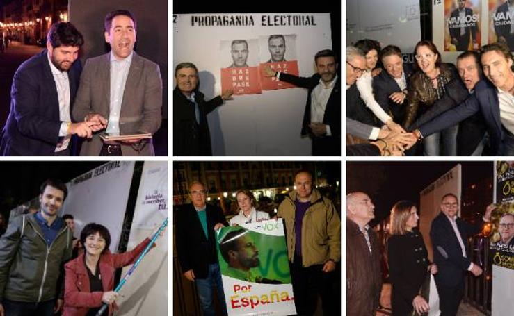 Comienza en la Región la campaña más reñida