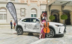 Lexus Murcia deslumbra en Sottovoce con el nuevo UX 250h