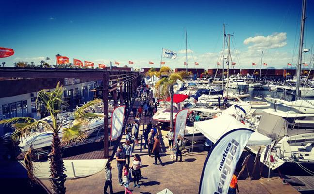 La Feria Náutica Marina de las Salinas impulsa el turismo regional