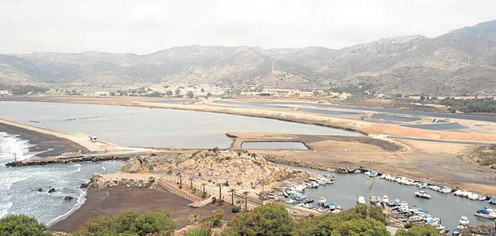 El Ministerio paraliza temporalmente la regeneración de la bahía de Portmán