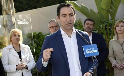 Teodoro García pide «aglutinar» el voto de centro derecha para que Sánchez no siga en la Moncloa