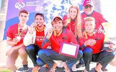 La Universidad de Murcia logra la corona en Valencia