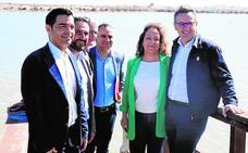 El PSOE quiere que el Mar Menor sea ejemplo de desarrollo sostenible