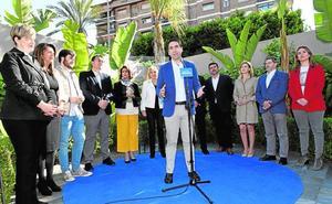García Egea pide a los indecisos que valoren la renovación del PP