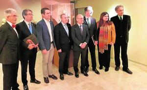 El Museo Salzillo acoge una muestra de Sánchez Lozano