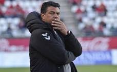 Julio Algar: «Se nos escapa un punto de manera cruel»