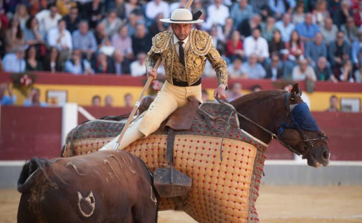 La plaza de toros de Cehegín se viste de gala