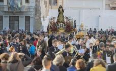 Vía crucis del Cristo de la Divina Misericordia en Cartagena