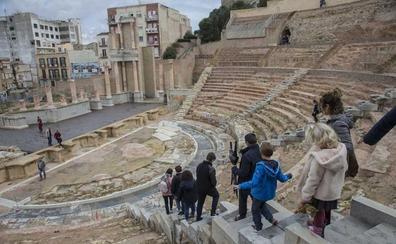 El Museo del Teatro Romano amplía su horario estos días