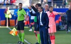 Valverde: «Ha sido difícil por las circunstancias que rodean esta semana»