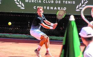 Carballés buscará hoy el título en el Challenger Murcia de tenis