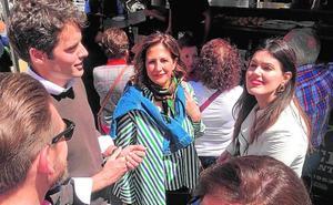 Borrego apuesta por el turismo cultural y religioso en Caravaca de la Cruz