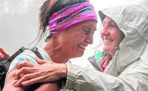 La murciana Eugenia Gil sorprende en los volcanes de Costa Rica