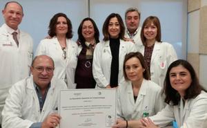 Acreditan el Complejo Hospitalario de Cartagena como Unidad de Coloproctología Avanzada