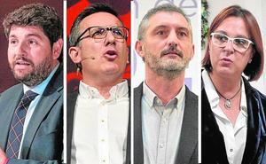 Los candidatos aceptan un debate de 'La Verdad' sin preguntas ni bloques pactados