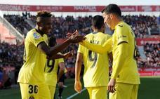 El Villarreal sale a flote