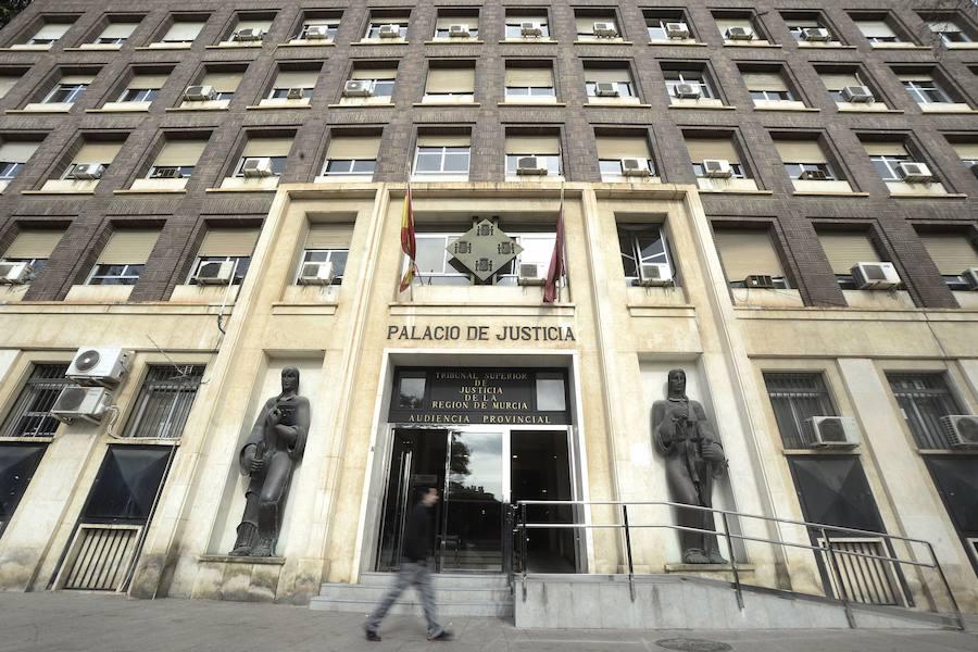 Crean dos nuevos juzgados en la Región y otras dos plazas en la Audiencia y Fiscalía