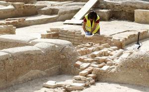 Los trabajos de laboratorio de los restos hallados en San Esteban comenzarán en mayo