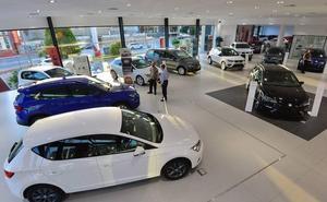 El precio medio de los vehículos comerciales en la Región baja casi 1.000 euros en marzo