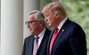 La UE se abre a una nueva negociación comercial con EE UU